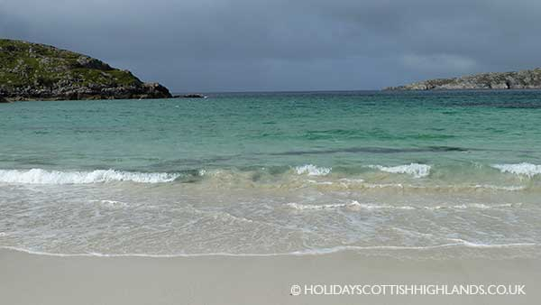 Achmelvich beach - best beaches in Scotland