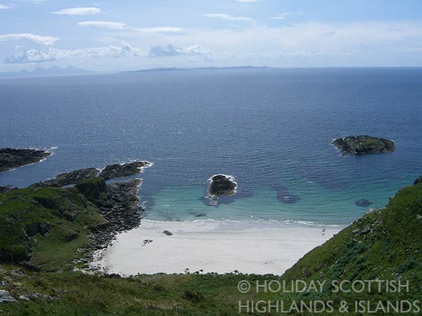 Beautiful little beach we discovered whilst walking in south-west Mull