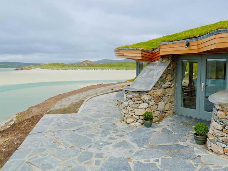 Beach Bay Cottage Uig Bay Lewis