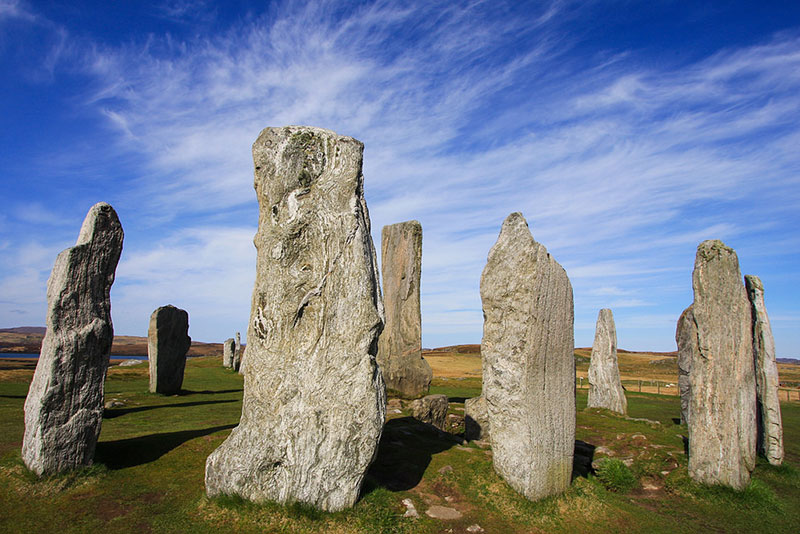 Things to do on the Outer Hebrides - Callanish Standing Stones