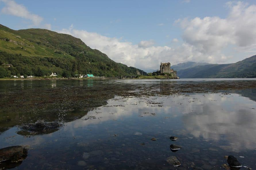 Eilean Donan Castle - things to do near Inverness