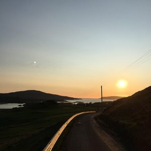 Favourite road - Salen to Ulva Ferry