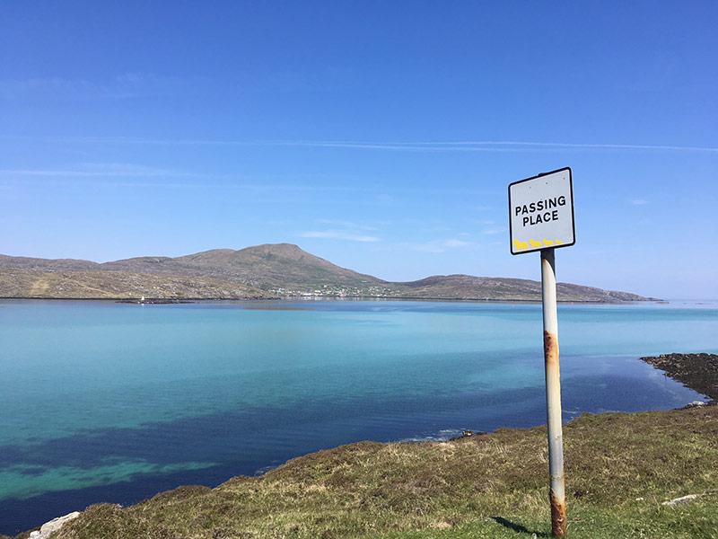 From Vatersay to Castlebay Barra island