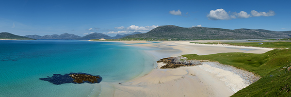 Places to visit in the Scottish Highlands and Islands Seilebost, Isle of Harris, Outer Hebrides