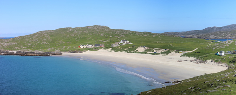 Huisinis beach Isle of Harris